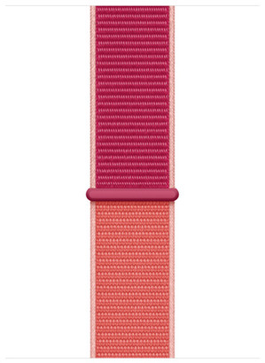 Apple 44mm Pomegranate Sport Loop