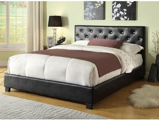 Wildon Home Mary Upholstered Standard Bed Size: Full