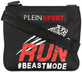 Plein Sport graphic print shoulder bag