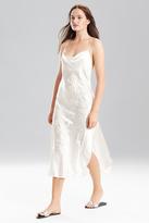Josie Natori Embroidery Gown