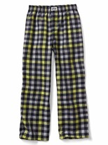 Gap Flannel PJ pants