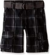 Wrangler Big Boys' Fashion Cargo Shorts