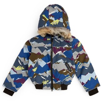 Canada Goose Kids Grizzly Bomber Jacket (2-7 Years)
