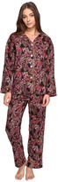BedHead Long Sleeve Classic Pajama Set Women's Pajama Sets