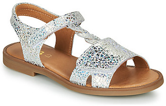 GBB FARENA girls's Sandals in Silver