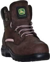 John Deere Boots Poron XRD Metatarsal Guard Steel Toe 3672 (Women's)