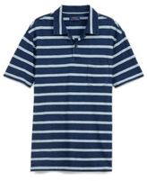 Ralph Lauren Custom Fit Jersey Polo Shirt Dark Indigo Multi Xxl