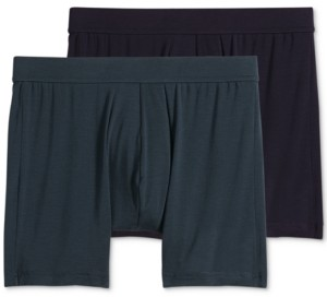 Jockey 2-pack Essential Fit Supersoft Modal Boxer Brief - Created for Macy's