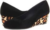 VANELi Leodora (Black Suede) - Footwear