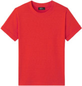 A.P.C. Red Maurine T Shirt - xs
