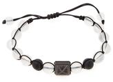 Jared Lang Pyramit and Balls Bracelet