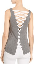 Bailey 44 Lace-Up Tank