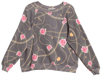 Wildfox Couture Rose Gold Sommers Sweatshirt