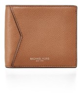 Michael Kors Bryant Pebbled Leather Billfold