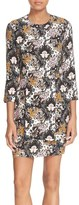 A.L.C. Women's 'Tordi' Print Silk Minidress