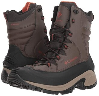 Columbia Bugaboot III Wide (Cordovan/Rusty) Men's Cold Weather Boots