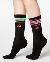 adidas Women's 3-Pk. Retro II Crew Socks