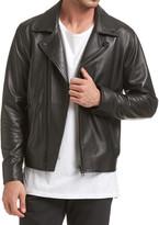SABA Leather Biker Jacket