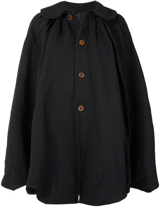 Comme des Garcons Rounded Collar Coat