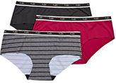 Flex 3-pc. Knit Hipster Panty