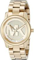 Michael Kors Runway MK5786 Women's Wrist Watches, Dial