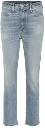 Rag & Bone Slim cropped jeans