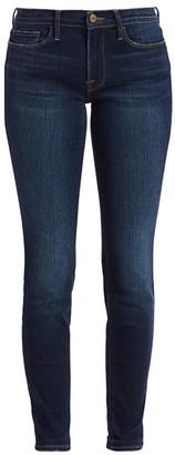 Frame Le Skinny High-Rise Jeans