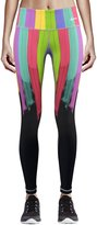 Zipravs Sport Yoga Leggings Gym Running Tights Long Inseam Pants With Designs For Women