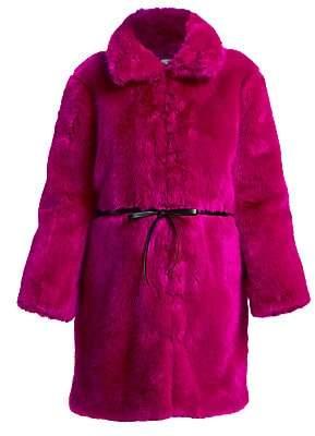 Cinq à Sept Women's Sara Faux Fur Coat