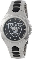 Game Time NFL Men's NFL-VIC-OAK Victory Series Oakland Raiders Watch