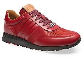 Bally Men's Ascar Leather Runner Sneakers