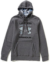 Under Armour Hunt Rival Camo Fill Logo Hoodie