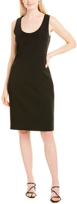 The Row Hurel Sheath Dress