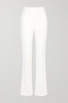 Galvan Stretch-crepe Skinny Pants - White