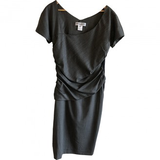 Paul & Joe Grey Wool Dress for Women