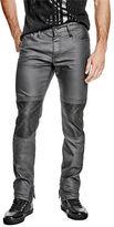 G by Guess GByGUESS Men's Xeelan Moto Skinny Jeans