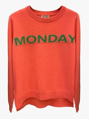 LULU'S LOVE - Pink Monday Cashmere Jumper - XS