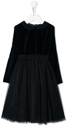 Il Gufo Tulle Formal Dress