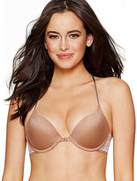 Betsey Johnson New T-Back With Lace Bra