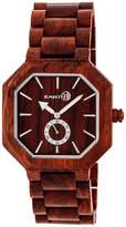 Earth Wood Acadia Unisex Red Bracelet Watch-Ethew4703