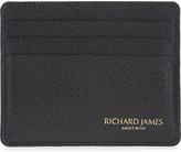 Richard James Pebbled Leather Card Holder