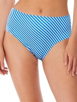 Freya Beach Hut High-Waist Bikini Bottom