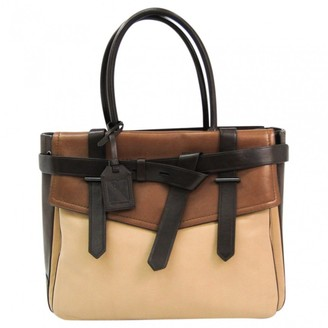 Reed Krakoff Brown Leather Handbags