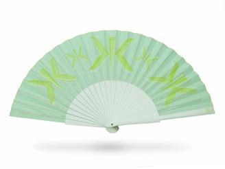 Khu Khu Mint Mark Hand Fan