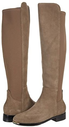 Cole Haan Grand Ambition Huntington Over-the-Knee Boot (Walnut Noble Suede) Women's Boots