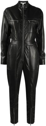 Jonathan Simkhai zip front jumpsuit
