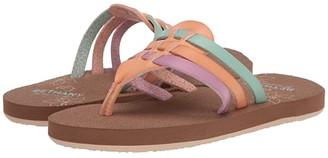 Cobian Lil Aloha (Toddler/Little Kid/Big Kid) (Multi) Women's Shoes