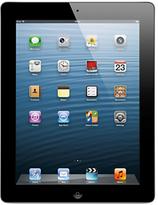 "Apple iPad with Retina Display, A6X, iOS 6, 9.7"", Wi-Fi & Cellular, 32GB, Black"