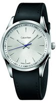 Calvin Klein Men's Watch Analogue XL Leather K5A311C6 Quartz