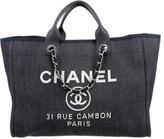 Chanel Deauville Medium Tote